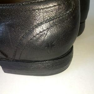 Frye Shoes - FRYE Harvey wingtip black dress shoes
